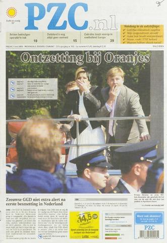 Provinciale Zeeuwse Courant 2009-05-01