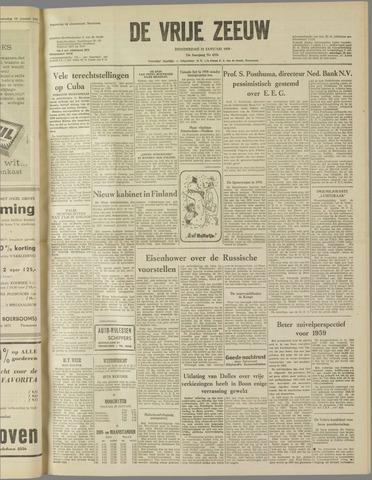 de Vrije Zeeuw 1959-01-15