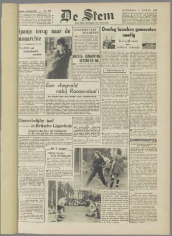 de Stem 1947-04-01