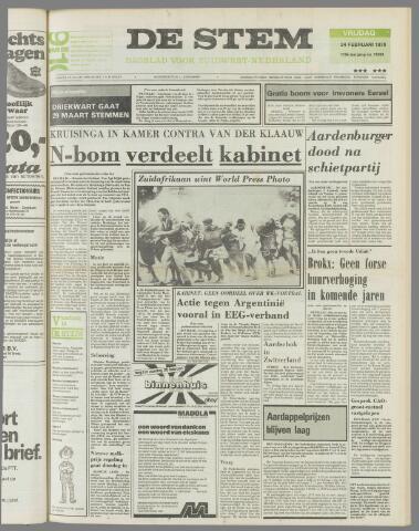 de Stem 1978-02-24