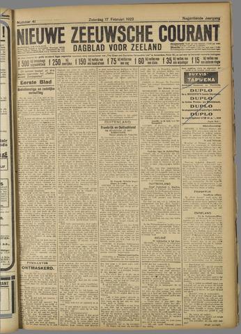 Nieuwe Zeeuwsche Courant 1923-02-17