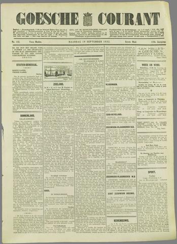 Goessche Courant 1932-09-19