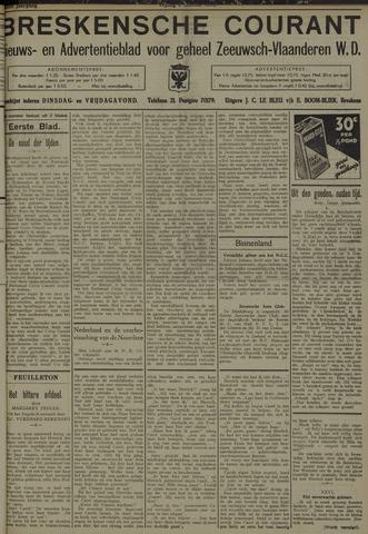 Breskensche Courant 1934-10-05