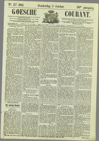 Goessche Courant 1912-10-03