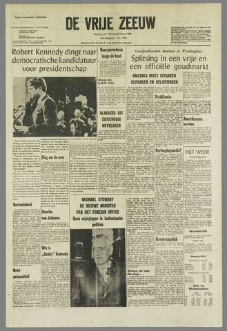 de Vrije Zeeuw 1968-03-18