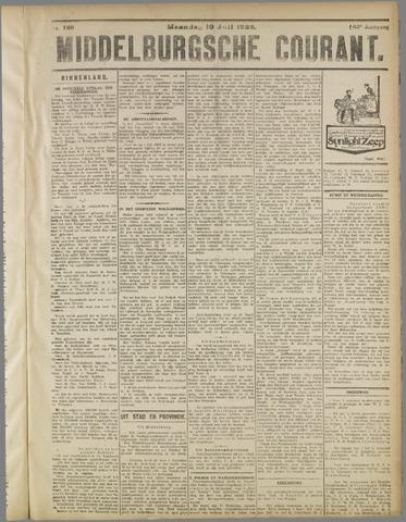 Middelburgsche Courant 1922-07-10