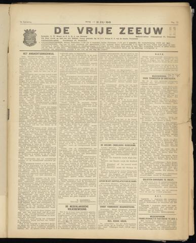 de Vrije Zeeuw 1945-07-31