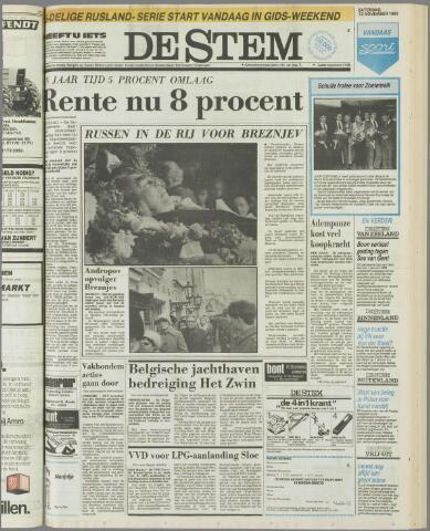 de Stem 1982-11-13