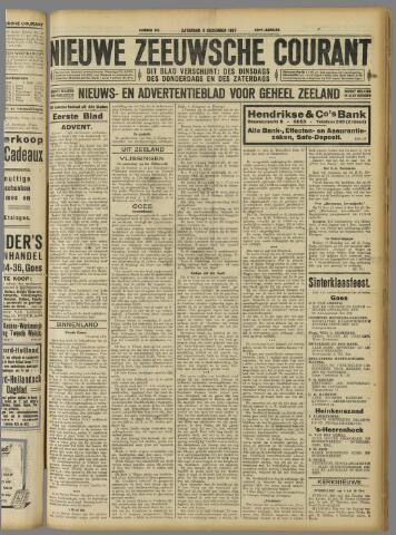 Nieuwe Zeeuwsche Courant 1927-12-03