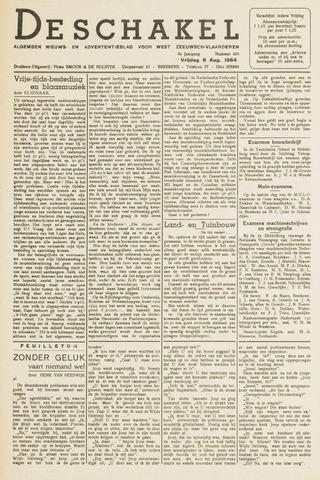 De Schakel 1954-08-13