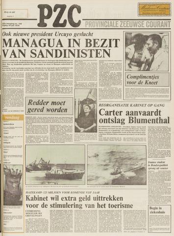 Provinciale Zeeuwse Courant 1979-07-20