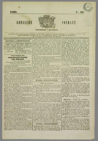 Goessche Courant 1850-12-05