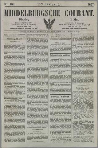 Middelburgsche Courant 1877-05-01