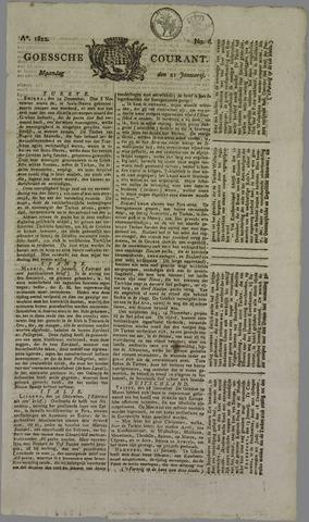 Goessche Courant 1822-01-21