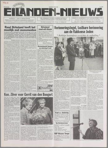 Eilanden-nieuws. Christelijk streekblad op gereformeerde grondslag 1995-05-02