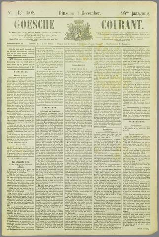 Goessche Courant 1908-12-01