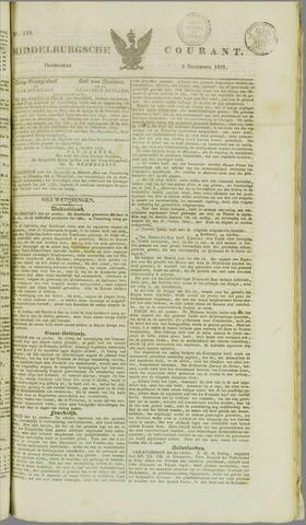 Middelburgsche Courant 1837-11-02
