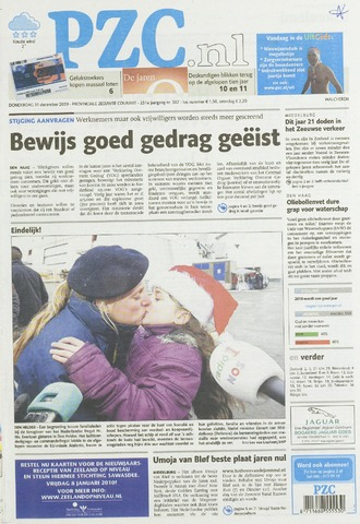 Provinciale Zeeuwse Courant 2009-12-31