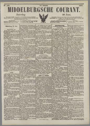 Middelburgsche Courant 1897-06-26