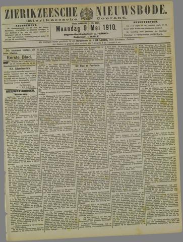 Zierikzeesche Nieuwsbode 1910-05-09