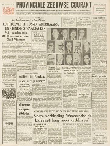 Provinciale Zeeuwse Courant 1965-04-10