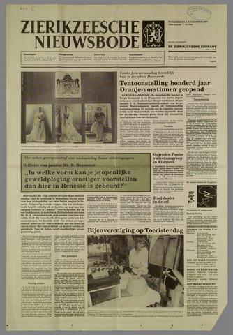 Zierikzeesche Nieuwsbode 1984-08-02
