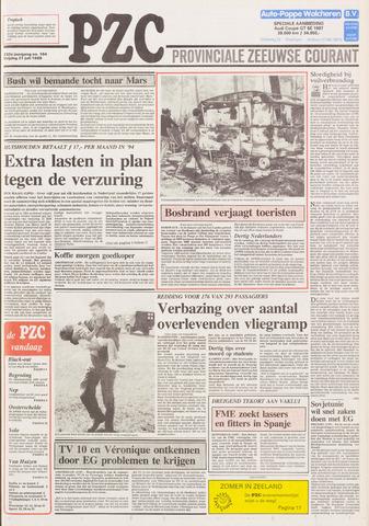 Provinciale Zeeuwse Courant 1989-07-21