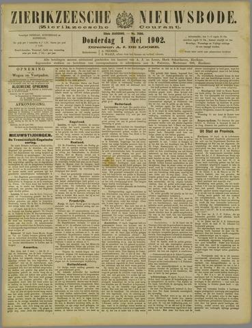 Zierikzeesche Nieuwsbode 1902-05-01