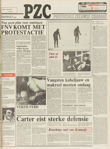 Provinciale Zeeuwse Courant 1980-01-29