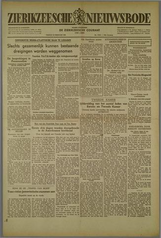 Zierikzeesche Nieuwsbode 1952-02-22