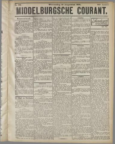 Middelburgsche Courant 1921-08-10