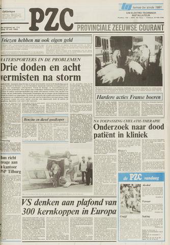 Provinciale Zeeuwse Courant 1983-05-13