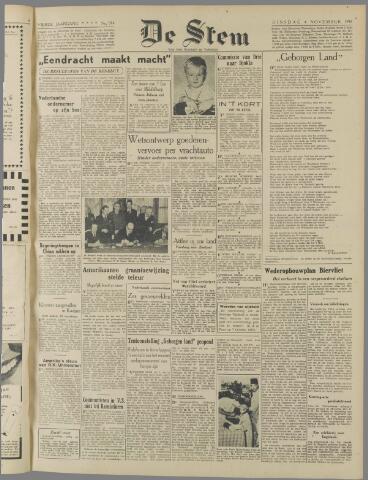 de Stem 1947-11-04