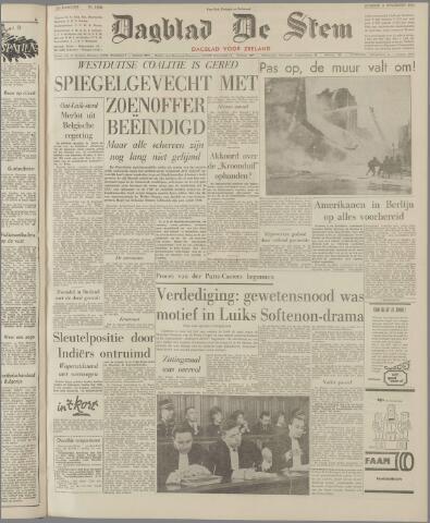 de Stem 1962-11-06