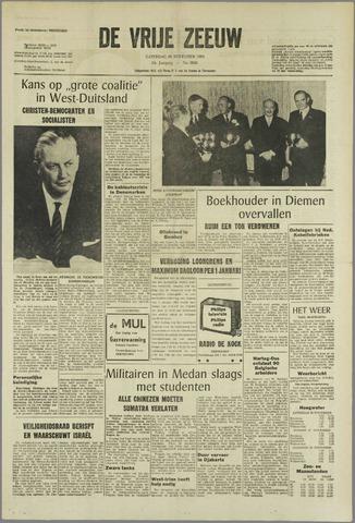 de Vrije Zeeuw 1966-11-26