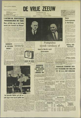 de Vrije Zeeuw 1968-07-10