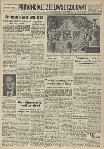 Provinciale Zeeuwse Courant 1948-09-08
