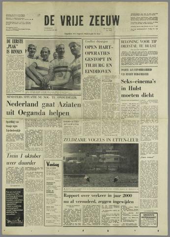 de Vrije Zeeuw 1972-08-30