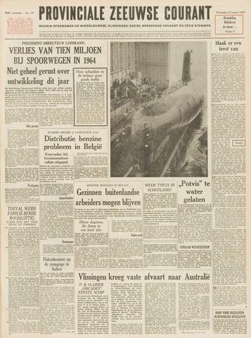 Provinciale Zeeuwse Courant 1965-01-13