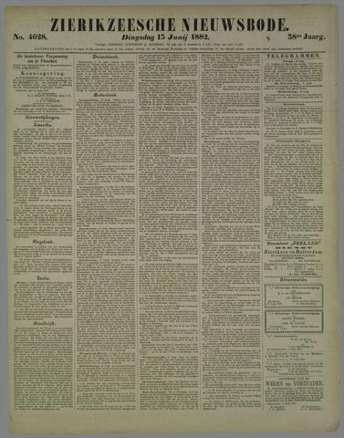 Zierikzeesche Nieuwsbode 1882-06-13