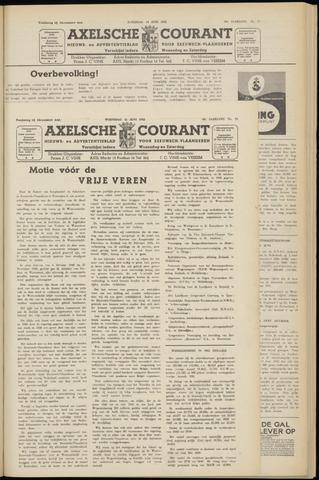 Axelsche Courant 1952-06-11