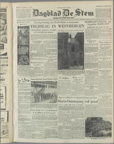 de Stem 1951-08-16