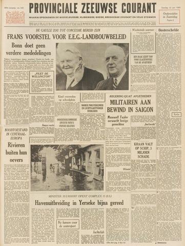 Provinciale Zeeuwse Courant 1965-06-12