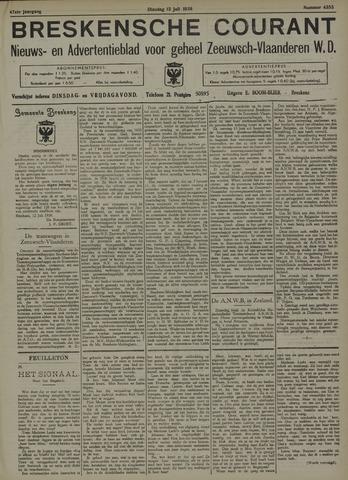 Breskensche Courant 1938-07-12