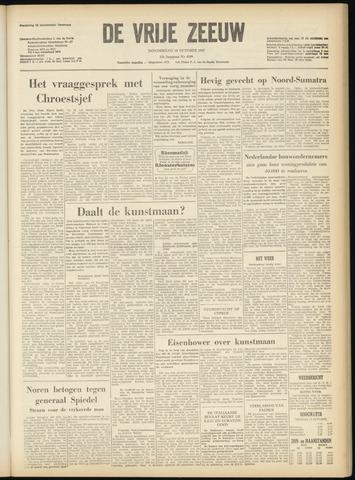 de Vrije Zeeuw 1957-10-10