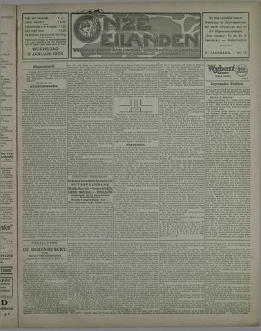 Onze Eilanden 1926