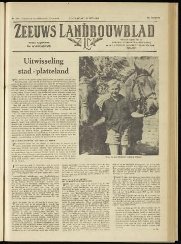 Zeeuwsch landbouwblad ... ZLM land- en tuinbouwblad 1960-05-28