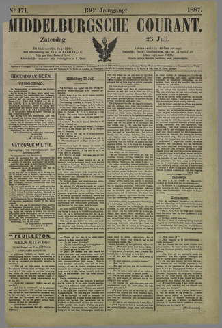 Middelburgsche Courant 1887-07-23