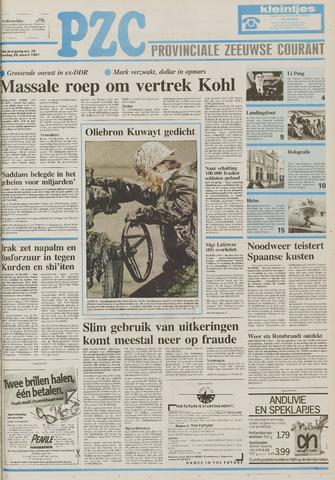 Provinciale Zeeuwse Courant 1991-03-26
