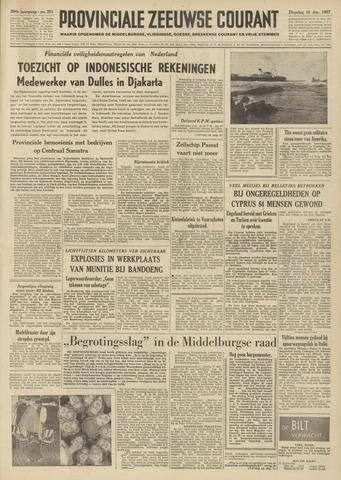 Provinciale Zeeuwse Courant 1957-12-10